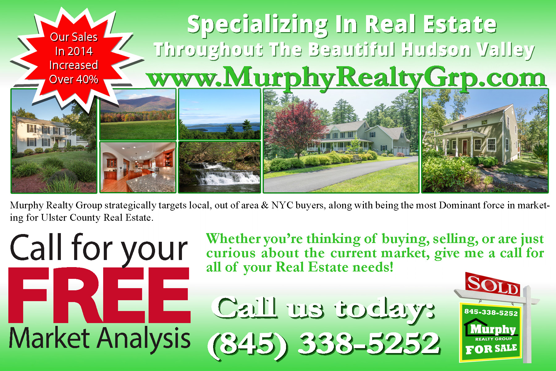 Sell Your Home With Murphy Realty Group