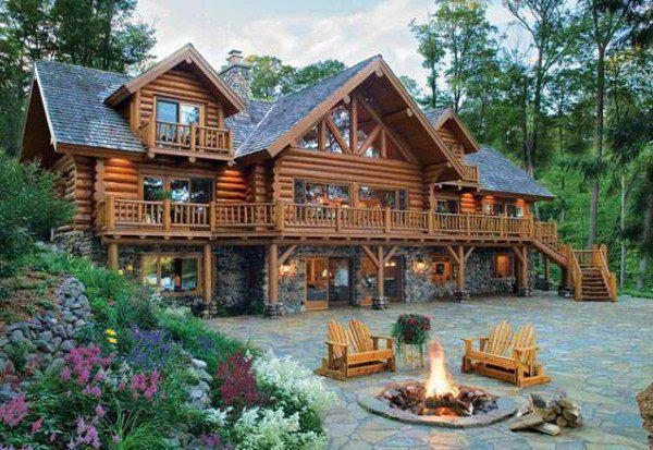 Ulster County Log Homes